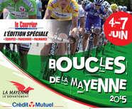 BOUCLES DE LA MAYENNE  DU 04 AU 7 JUIN 2015