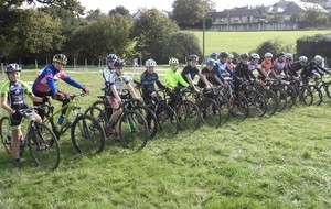 STAGE 53 DE CYCLO-CROSS A BAZOUGES